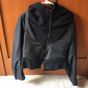Improvd Black Jacket